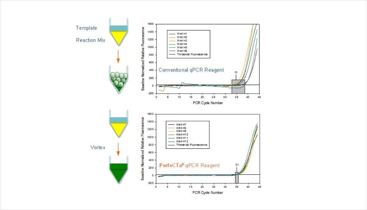 PCR Reproducibility, PCR Reagents   Quantabio